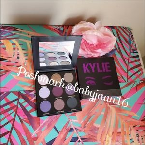 NWT Kylie Cosmetics The Purple Palette Kyshadow💜